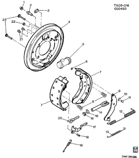 chevy drum brakes diagram any one got an assembly diagram for drum brakes on a 1989