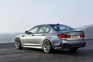 2017 Bmw M5 New Bmw M5 To Get 600bhp And Four Wheel Drive Autocar