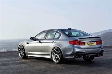 New Bmw M5 by New Bmw M5 To Get 600bhp And Four Wheel Drive Autocar