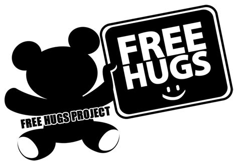 Free Hugs free hugs project peace activist motivational speaker
