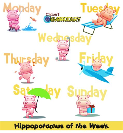 images for week week clipart clipart panda free clipart images