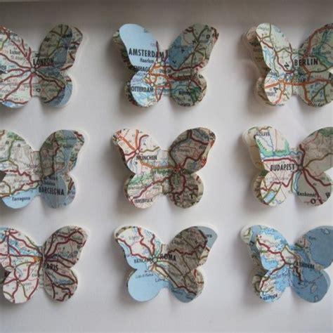 decoracion paredes con papel decorar la pared con mariposas de papel decoraci 243 n de