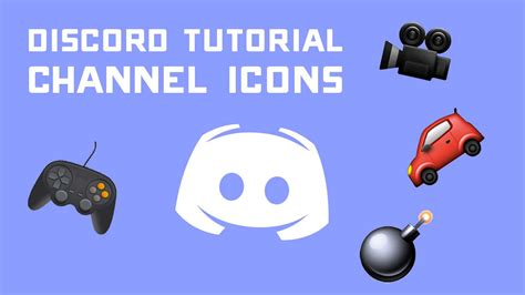 discord how to add emojis discord tutorial adding channel icons to your server via