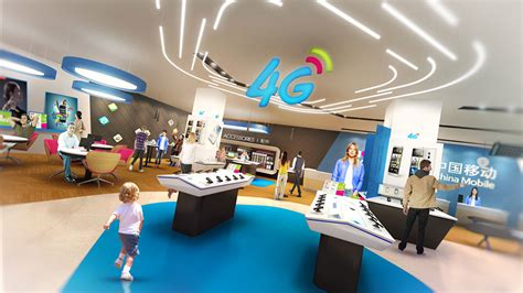 retail experience design china mobile