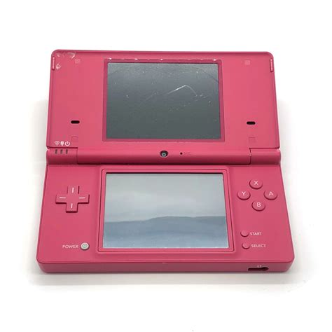 nintendo ds pink console nintendo dsi pink console pre owned the gamesmen