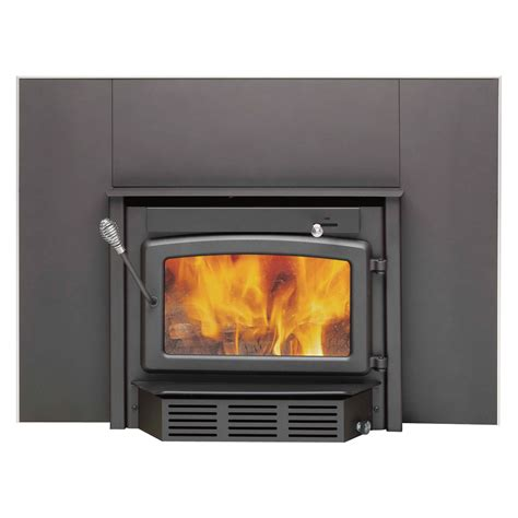 century heating high efficiency wood stove fireplace insert 65 000 btu epa certified model