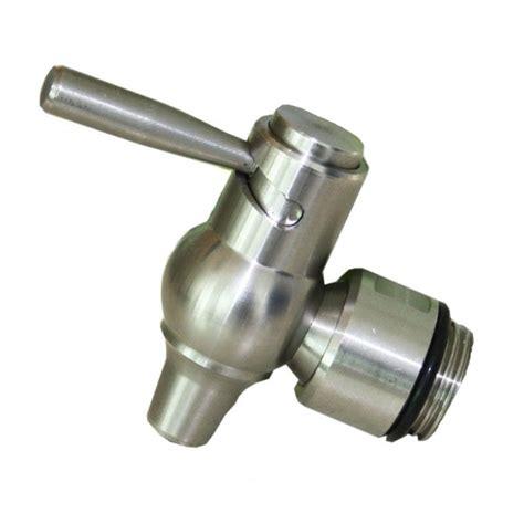 rubinetto inox rubinetto in acciaio inox per fusti ottimoshop