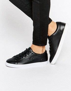 womens black chion sneakers 25 best ideas about lacoste shoes on lacoste