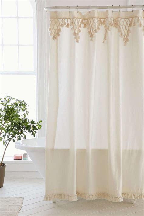 curtain fringe best 25 shower curtains ideas on pinterest bathroom