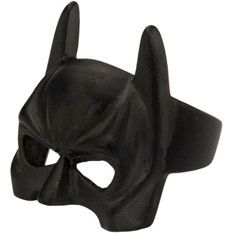 Sty Cat Papercraft - batman mask ring