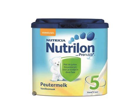 Nutrilon Soya 400 Gram Nutrilon 5 Peuter Groeimelk Vanille Poeder 400 Gram