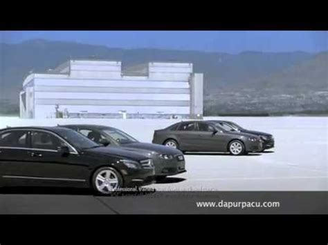mercedes vs bmw ads 2011 lexus is vs audi bmw mercedes tv advertising