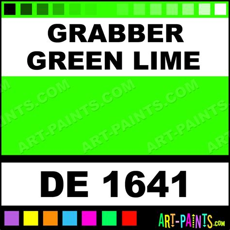 grabber green lime engine enamel paints de 1641 grabber green lime paint grabber green lime