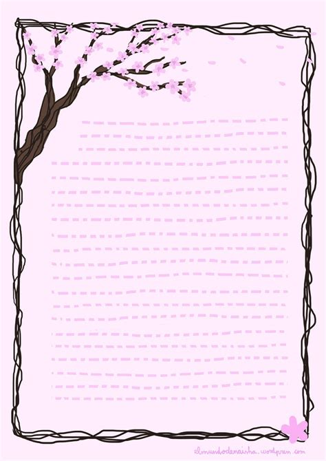paper writing printable paper images
