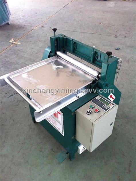rubber st cutting machine rubber cutting machine rubber cutting machine rubber