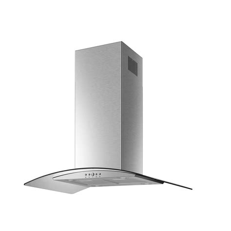 kitchen island extractor hoods electriq 90cm stainless steel island kitchen extractor cooker ebay