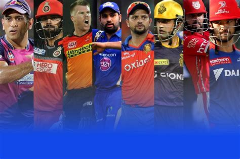 epl in india indian premier league 2018 teams all you need to know