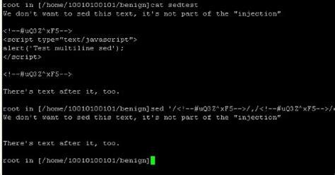 linux sed linux sed lines