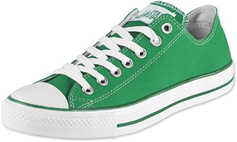 green converse sneakers converse all ox shoes green
