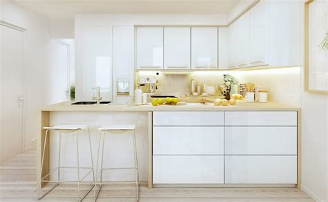 white wood kitchen cabinets white kitchen cabinets with black countertops rectangle