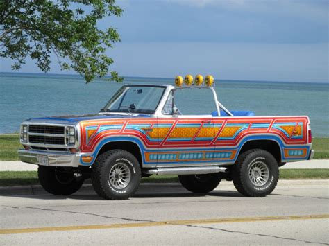 plymouth shows 1980 plymouth trail duster custom 4x4 mopar show truck for