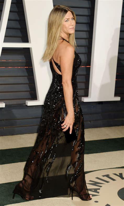 Vanity Fair Aniston by Aniston At Vanity Fair Oscar 2017 In Los