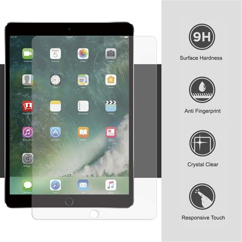 Tempered Glass Ip 6 tempered glass screen protector for apple pro 10 5 inch