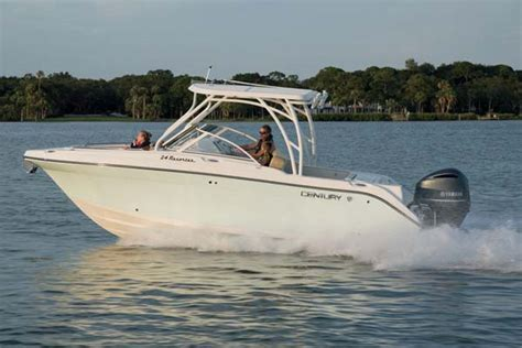 century saltwater boats 2018 boat buyer s guide on the water