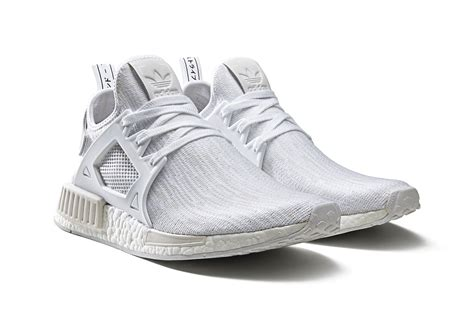 Adidas Nmd Xr Mono White adidas originals nmd xr1 white sneaker hypebeast