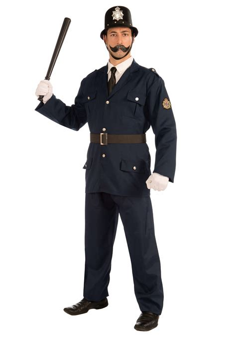 Officer Costume by Keystone Cop Costume