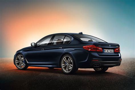 Bmw M5 New by New Bmw M550i Xdrive Beats The Outgoing M5