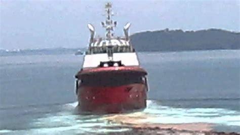 tugboat ventures launching of tugboat golden venture youtube
