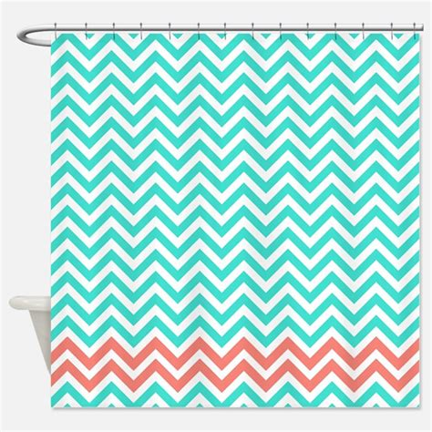 turquoise and coral bathroom turquoise and coral shower curtains turquoise and coral
