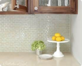 green glass backsplash kitchen backsplash light green glass subway tile
