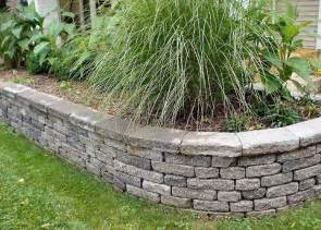 retaining wall ideas retaining wall ideas home renos pinterest