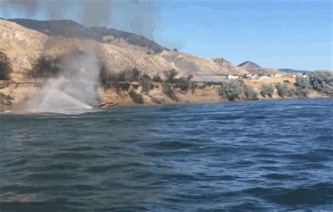 cigarette boat puts out fire in kamloops jet boat helps put out fire in kamloops kamloopscity
