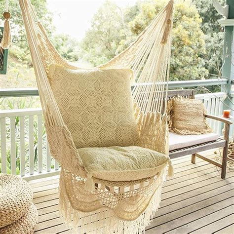 macrame hanging chair plans best 25 hanging hammock chair ideas on