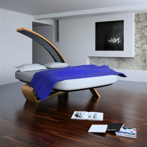 graues holzbett einrichtungsideen f 252 r das perfekte schlafzimmer design