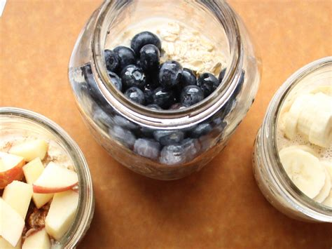5 Easy Ways To Overnight Oats Cooking Light
