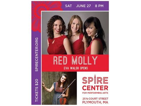 powerhouse plymouth ma the spire center for performing arts presents molly