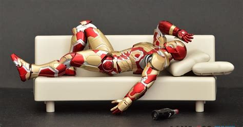 Shfiguarts Iron 42 With Bonus come see toys s h figuarts iron 42 tony s sofa