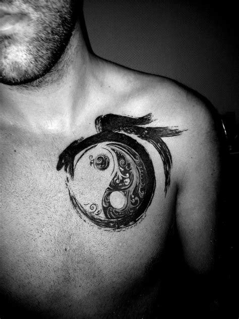 100 greatest yin yang tattoos and meanings 2017 collection