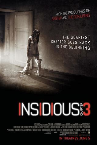 insidious movie genre cineplex com insidious chapter 3