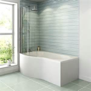 Shower Screen For Curved Bath hydrolux curved shower bath screen