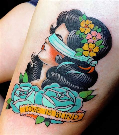 blindside tattoo tattoos is blind designs illusions and girly