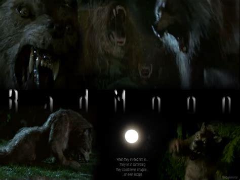 film horror wolf movie werewolves horror movies bad moon werewolf