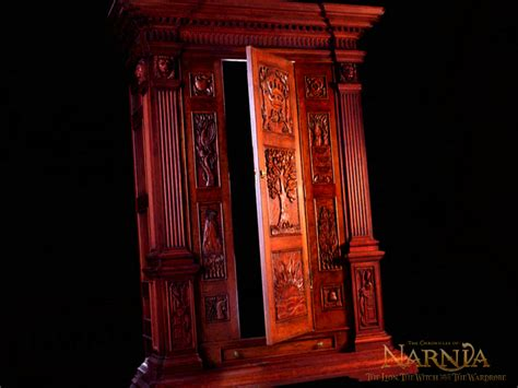 Wardrobe From Narnia by Wardrobe Narnia Fans