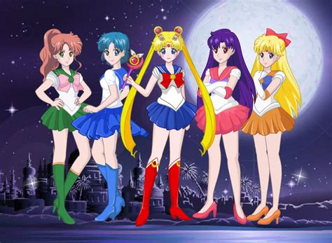Dres Sailor F flash dress up sailor moon designgames