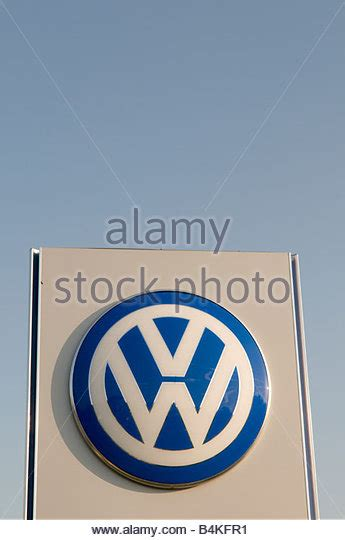 volkswagen logo stock photos volkswagen logo stock