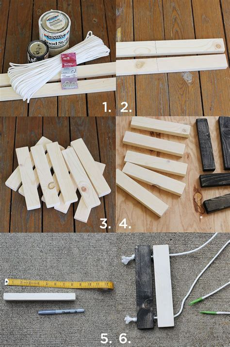 diy how to build wood diy wooden trivet set a beautiful mess